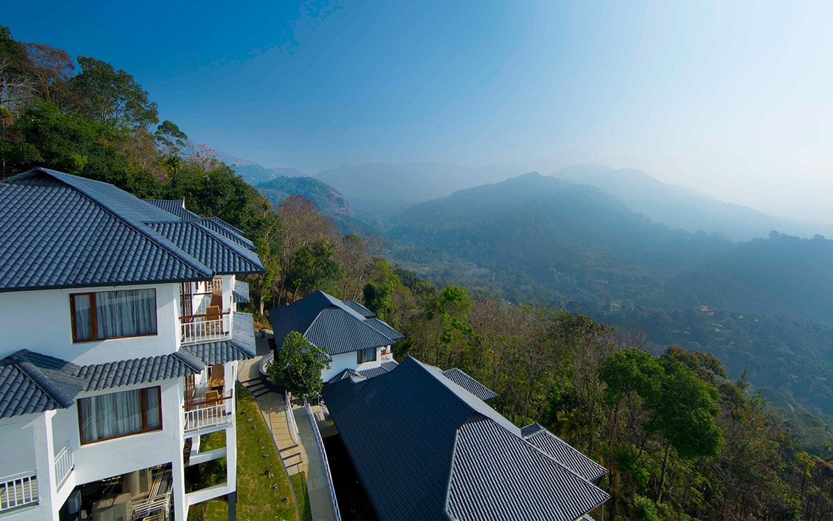 Enjoy your stay at the hilltop <br> with scenic view